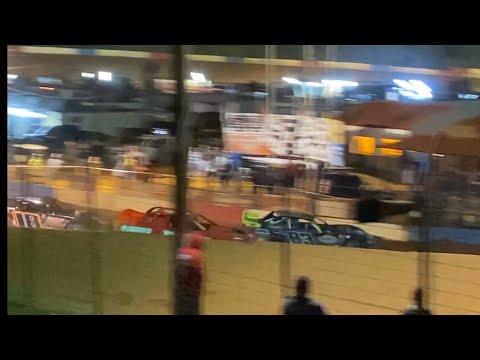 5/30/2021 Mid East Street Stock Cherokee Speedway - dirt track racing video image