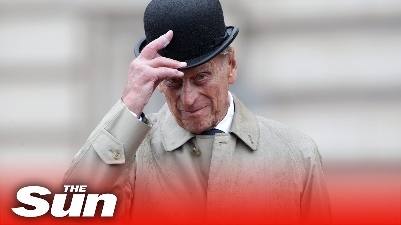 What happens next after Prince Philip's death?