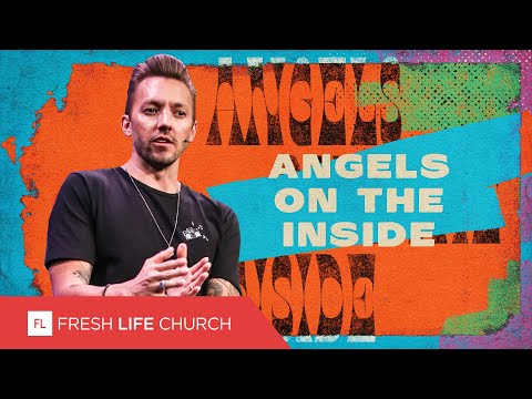 Angels On The Inside  Pastor Levi Lusko  Pretty Ugly People, pt. 1