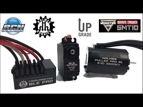 Axial SMT10 Monster Truck -  Holmes Hobbies Electronics Upgrade - EP4 - UCSc5QwDdWvPL-j0juK06pQw
