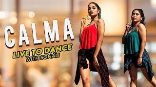 Pedro Capó, Farruko - Calma Remix | Dance Cover | LiveToDance with Sonali