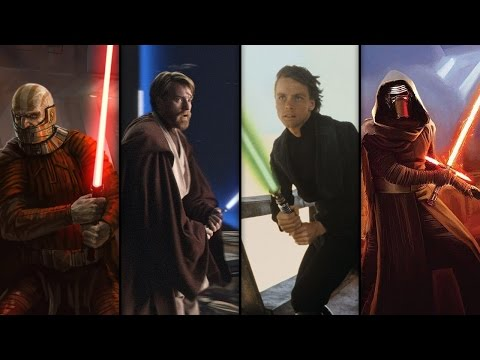 The History of the Lightsaber: Star Wars School - UCKy1dAqELo0zrOtPkf0eTMw