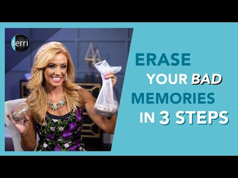 Erase Your Bad Memories in 3 Steps