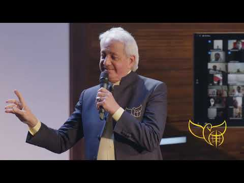 ZOOM Healing Service with Pastor Benny Hinn!