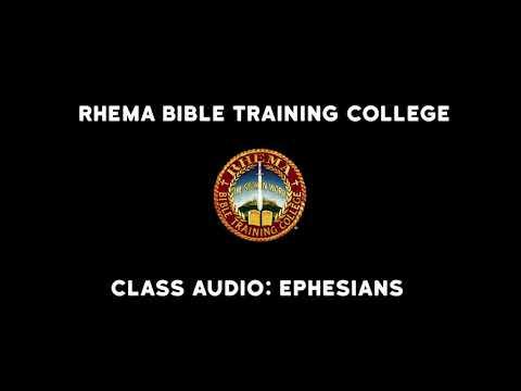 Rhema Bible Training College: Class Audio