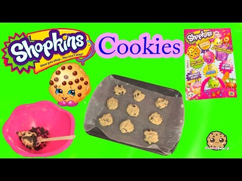 Baking Chocolate Chip Cookies with Shopkins Kooky Cookie from Official Magazine Recipe - UCelMeixAOTs2OQAAi9wU8-g