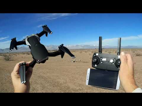 Eachine E511S Folding GPS Camera Drone Flight Test Review - UC90A4JdsSoFm1Okfu0DHTuQ