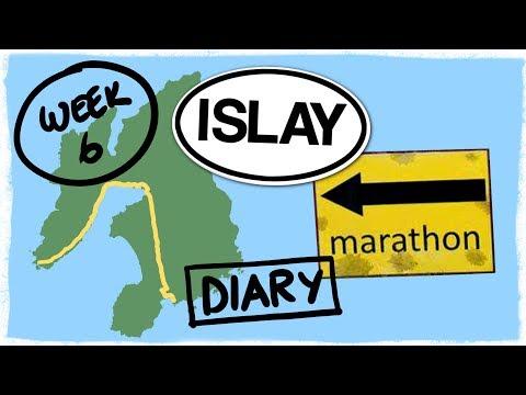 Sport - Run to Islay Week 6 of 17 - Longest run - UC8SRb1OrmX2xhb6eEBASHjg