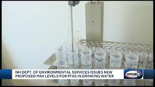 New drinking water standards proposed for NH