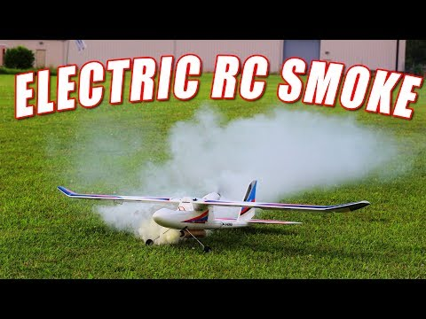 Best RC Plane Smoke on Electric RC Airplane - Happy 4th of July - TheRcSaylors - UCYWhRC3xtD_acDIZdr53huA
