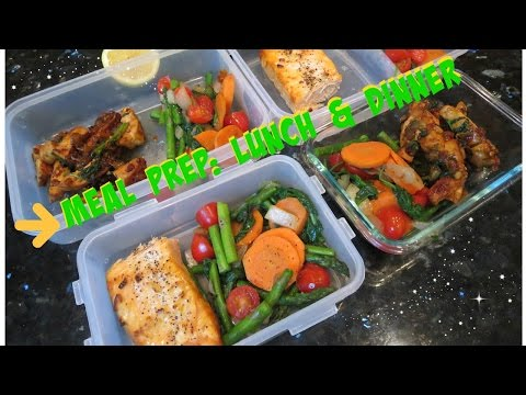 Meal Prepping for weight loss: Lunch & dinner - UC33Bj7I3arzKPuWM0YyUWHg