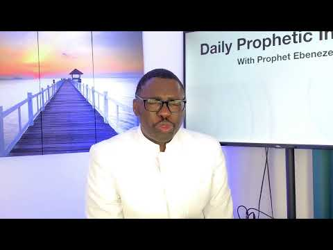 Prophetic Insights Aug 6th, 2021