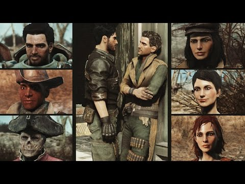 Fallout 4: Breaking up & Getting back together (all romances) - default