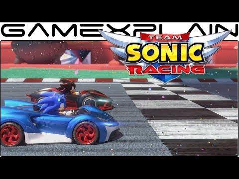 Team Sonic Racing - E3 Gameplay Trailer (Featuring Crush 40!) - UCfAPTv1LgeEWevG8X_6PUOQ