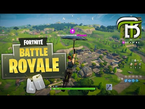 WHY YOU SHOULD NEVER STAND STILL (Fortnite Battle Royale)