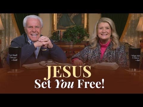Boardroom Chat: Jesus Set You Free!  Jesse & Cathy Duplantis