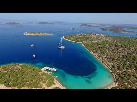 Murter 2017 - Chorwacja z lotu drona [4K] - UCslV5BQg8GE3X4rYYxzSKjA