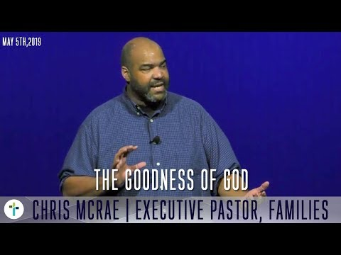 The Goodness Of God  Chris McRae  Sojourn Church Carrollton Texas