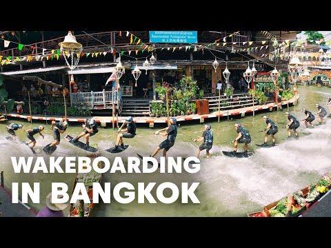 Wakeboarding Through Bangkok's Floating Markets with Dominik Gührs - UCblfuW_4rakIf2h6aqANefA