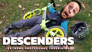 Bleeding on Our Cycles - Descenders Gameplay