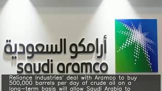 Saudi to reclaim spot as India's top oil supplier after Reliance deal