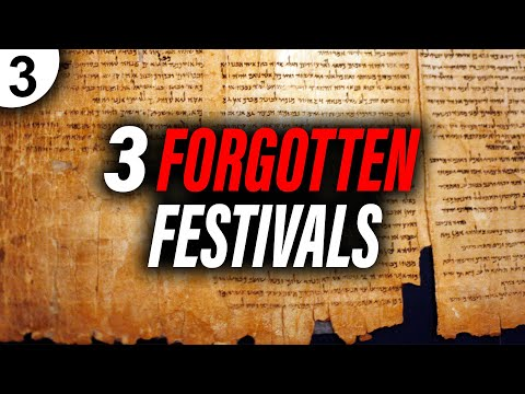 Forgotten Festivals Discovered in Dead Sea Scrolls