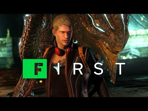 Scalebound: 8-Minute Extended Gameplay Demo - IGN First - UCKy1dAqELo0zrOtPkf0eTMw