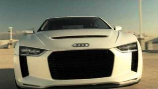 Audi Quattro Concept official promo