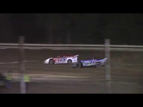 Hummingbird Speedway (8-14-21): Cypress Clock & Gift Shop Pro Stock Feature - dirt track racing video image
