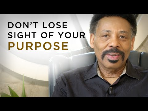 Don't Lose Sight of Your Purpose