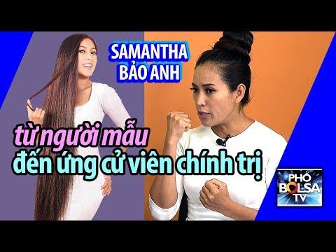 Nữ doanh nhân gốc Việt ở Mỹ: Từ người mẫu, đến ứng cử viên chính trị