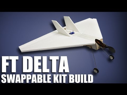 Flite Test - FT Delta - SBK - BUILD - UC9zTuyWffK9ckEz1216noAw