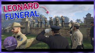 NoPixel LEONARD'S FUNERAL, ANDREWS WALKS IN ON SOZE & COOP   GTA 5 RP Funny Moments/Highlights 142