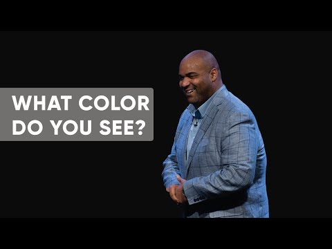 What Color Do You See?  Pastor Chris McRae  Sojourn Message Clip  Sojourn Church Carrollton Texas