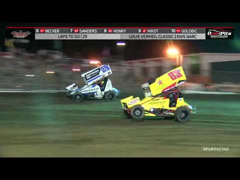 NARC KING OF THE WEST @ SILVER DOLLAR SPEEDWAY - SEPT 4, 2021 - dirt track racing video image