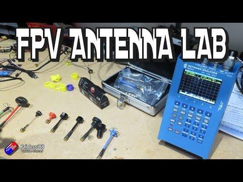 FPV Antenna Lab: Antenna Tuning Test - UCp1vASX-fg959vRc1xowqpw