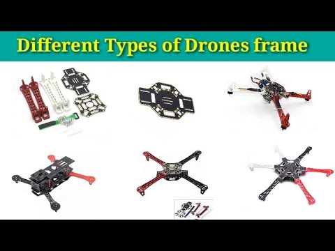 How to Choose right frame for drone / Quadcopter frame F330, f450, f550 - UCLcQUWUUHPiock9CMkGy2FA