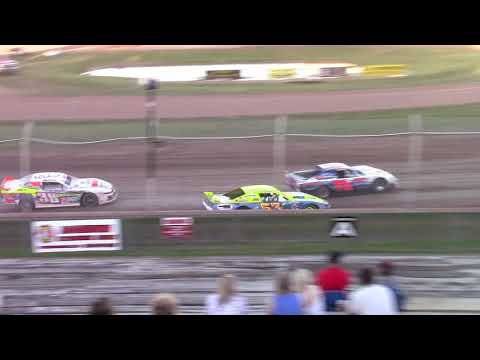 6/12/21 Grand National Feature Beaver Dam Raceway - dirt track racing video image