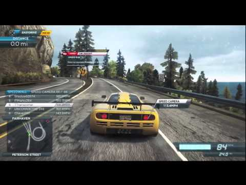 Need For Speed Most Wanted (2012) [Xbox 360]: McLaren F1 LM Gameplay - UCXIyz409s7bNWVcM-vjfdVA