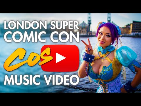 London Super Comic Con (LSCC) 2014 - Cosplay Music Video. - UCLD2PrMowyABr5HRrNxpWqg