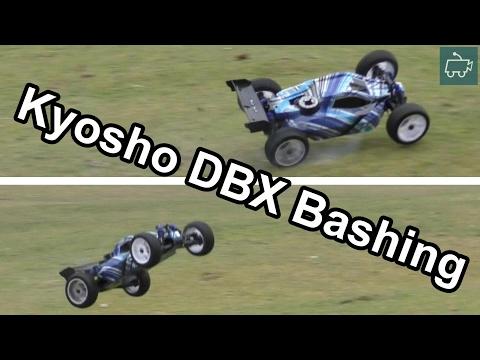Kyosho 2.0 Nitro Buggy BASHING! Fast Nitro RC Buggy! - UCDmaPHBzr724MEhnOFUAqsA