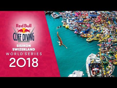 Red Bull Cliff Diving World Series 2018 goes to Sisikon, Switzerland. - UCblfuW_4rakIf2h6aqANefA
