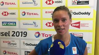 Eijbergen playing Nehwal: A moment to remember