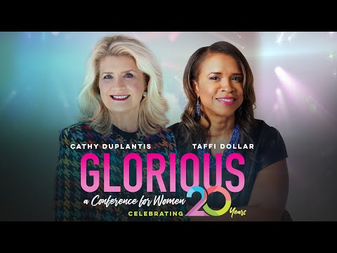 Watch the 2020 Glorious Conference LIVE! (Saturday)
