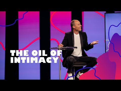 Gateway Church Live  The Oil of Intimacy by Pastor Preston Morrison  August 1