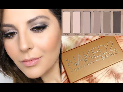 UD Naked Basics 2 Palette Review + Tutorial | Sona Gasparian - UCp1XyVkqPgcRvso3AY_e8iQ