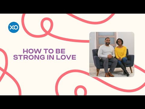 How to be Strong in Love  Sean and Lanette Reed