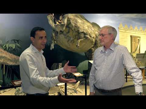 Ken Ham Shows the Creation Museum!