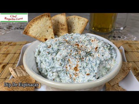Dip De Espinacas Y Chips , Receta Deliciosa - UCKkinZz8CfbX-Hr6zcXOO7Q