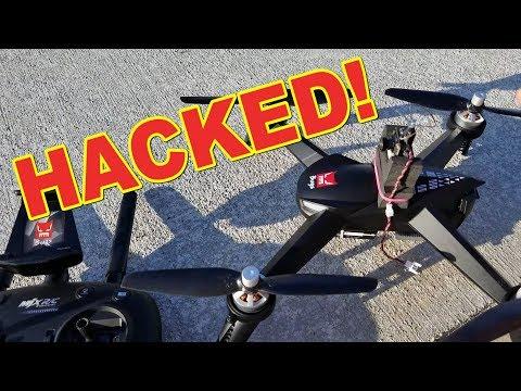 Hacking a Cheap GPS Drone (Bugs B5W)  - UCnJyFn_66GMfAbz1AW9MqbQ